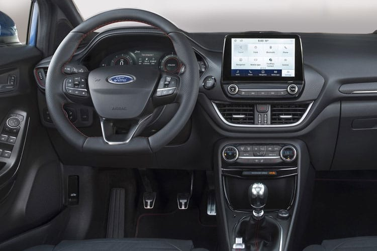 Ford Puma SUV 1.0 T EcoBoost MHEV 125PS ST-Line 5Dr Manual [Start Stop] inside view