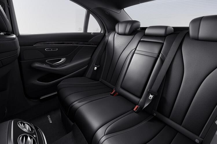 Mercedes-Benz S Class S560 Cabriolet 4.0 V8 BiTurbo 469PS Grand Edition 2Dr G-Tronic [Start Stop] inside view