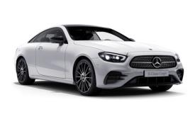 Mercedes-Benz E Class Coupe car leasing