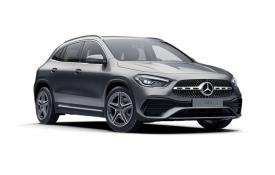 Mercedes-Benz GLA SUV car leasing